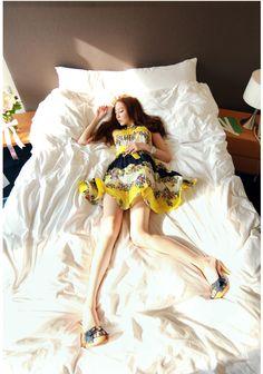 Sleep in style..