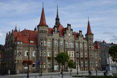 Ratusz w Wałbrzych, Województwo dolnośląskie