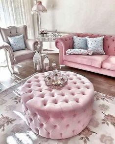 Here are the Pink Living Room Design Ideas. This article about Pink Living Room Design Ideas was posted under the … Pink Furniture, Living Room Furniture, Living Room Decor, Bedroom Decor, Cozy Bedroom, Furniture Stores, Shabby Chic Furniture, Furniture Decor, Bedroom Ideas