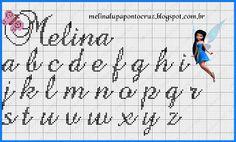 Detalhes que Encantam: Monogramas para meninos e meninas!!