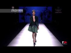 "▶ ""FRANCIS MONTESINOS"" MB Madrid Fashion Week Full Show HD Fall Winter 2014 2015 by Fashion Channel - YouTube"