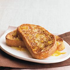 How to Make French Toast | How to Make French Toast | CookingLight.com