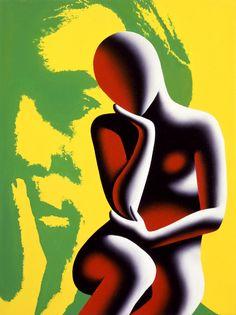 Mark Kostabi - Absent Minded (2007)