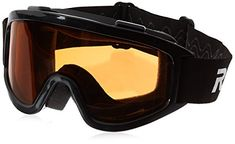 Raider Motorcycle   Snowmobile Dual Lens Goggle (Black, Size Adult) Find out more about the great product at the image link.