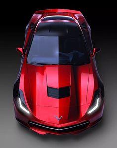 Visit The MACHINE Shop Café... ❤ Best of Corvette @ MACHINE ❤ (C7 Chevrolet Corvette Stingray)
