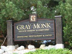 Grey Monk  Favourite Wine: Pinot Gris