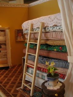the Princess and the Pea by goldieholl, via Flickr
