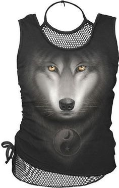 I found 'Wolf Spirit' on Wish, check it out!