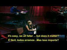 Adia  -  Sarah McLachlan ( English / Portuguese)