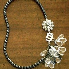 Anthro Electrolier Necklace & many jewelry tutes