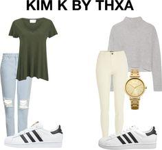 KK INSPIRED BY THXA (adidas originals)