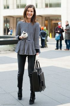 In Moda Veritas: OH MY TREND! #12: stripes