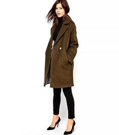 Oversized Cocoon Coat - a versatile must have coat