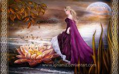 Into the Fall by ~irinama on deviantART