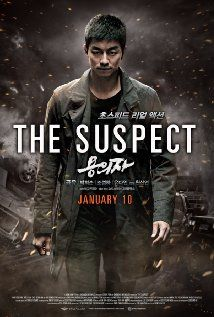 The Suspect (2013). Lots of action in this South Korean blockbuster especially in the second half. Duration : 135 mins