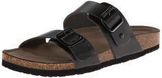 Madden Girl Women's Brando Slide-On Sandal * You can find more details here : Gladiator sandals