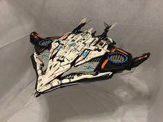Amazing lego ship
