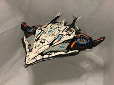 One of the coolest Lego ships I've seen in a long time!