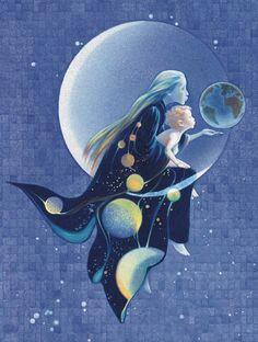 The Moon Child. Arlene Gaston