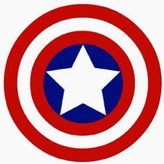 Danny's quilt - Captain America