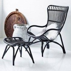 Sika Design Monet Chair - Black