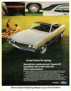 1971 Ford Torino Spring Special