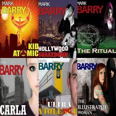 Mary Ann Bernal: About Me - author Mark Barry featured