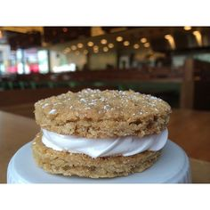 Oatmeal Cream Pie | Tender Greens #ThrowbackThursday