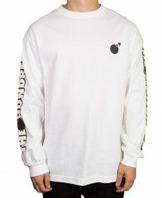 The Hundreds - OG Bar Logo L/S T-Shirt - $29