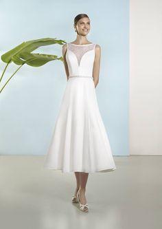 Marylise Brautkleid Kollektion 2016 Modell Tibo