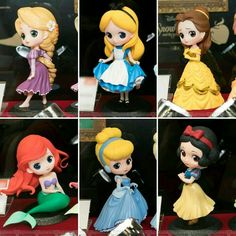 >>>Cheap Sale OFF! >>>Visit>> Q-posket Disney.I want all of them but Im gonna bet if they are for salethere not gonna be cheap.they look soo cute Disney Pixar, Disney And Dreamworks, Disney Art, Disney Characters, Disney Stuff, Cute Disney, Disney Girls, Chibi, Disney Magie
