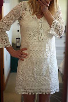 Stitch Fix Adrianna Papell Dionna Lace Dress   aslolife.com