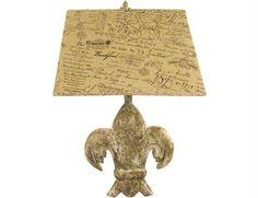 Portable Table, Floor Lamps, Resin, Table Lamp, Paris, Writing, Lighting, Elegant, Antiques