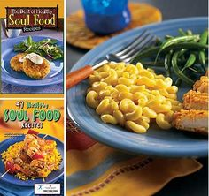 Great Soul Food Recipes(US)  | Free eBooks Download - EBOOKEE! photo #soul #food #recipes