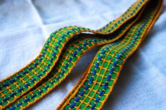 INKLES, a treasury of woven bands on Etsy Curated by Dawn Ford