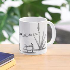 'Socks' Mug by PounceBoxArt Buy Socks, Cute Mugs, Mug Designs, Cotton Tote Bags, Art Prints, Printed, Tableware, Awesome, People