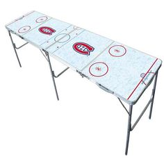 Nhl 2x8 Pong Tables On Pinterest