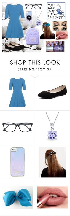 """""""Lucky Cricket"""" by limitless-libra ❤ liked on Polyvore featuring Disney, Dolce&Gabbana, Verali, Roberto Cavalli, Bling Jewelry and Love Moschino"""