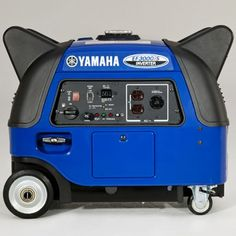 Yamaha 3000 Watt 120V 25 AMP Portable Inverter Generator