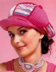 Bayan örgü şapka Atkı Ve şal Modelleri
