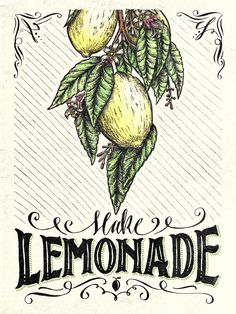 Make Lemonade Small by Nathan Yoder
