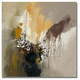 "Found it at Wayfair - ""Abstract I"" by Rio Painting Print on Canvas"