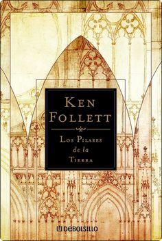 'Los pilares de la Tierra' (Ken Follet), un libro par las vacaciones.