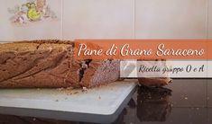 ricetta per il pane di grano saraceno