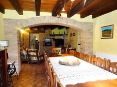 Casa rural Can Salarichs en Riudarenes. Comarca de La Selva.