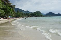Thailand Beach in Koh Chang