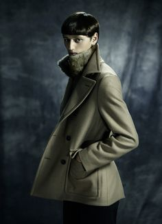Book Moda Uomo Editorial - Styling by Sabrina Mellace