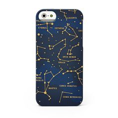 Fossil Constellation iPhone 5® Case SL4452 | FOSSIL®