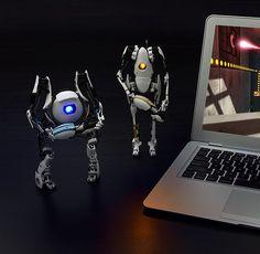Gadgets de Stéphane: le monde du jeu vidéo Portal