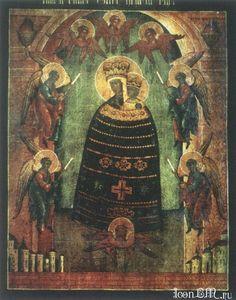 L'aggiunta di immagine di Nostra Signora della mente